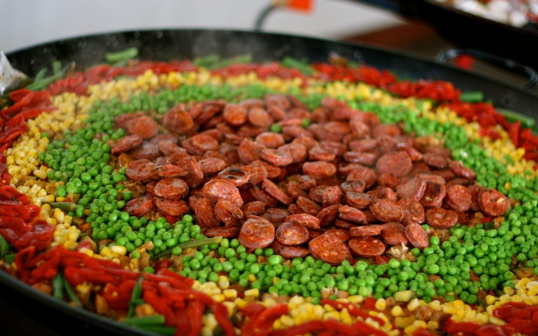 Paella – it's all about sharing the spirit of Spain