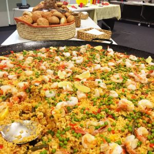 Event Paella Catering for the Australian Red Cross