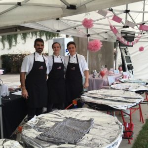 Event Paella Catering for Rugby Ladies Day